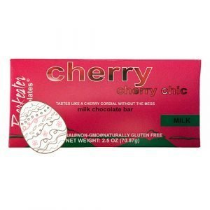 Cherry Chic with Easter Egg